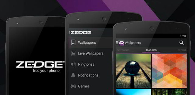 Descargar Zedge para Android