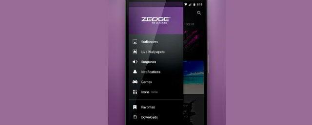Descargar Zedge App