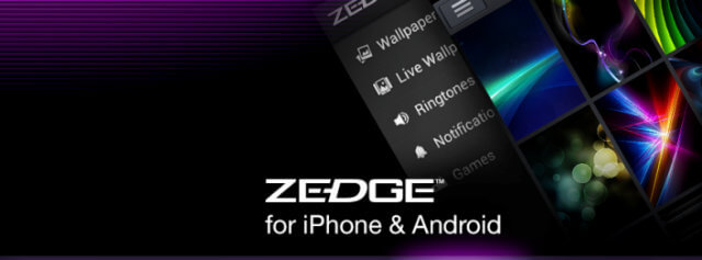 Descargar Zedge para iPhone